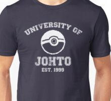 University of Johto Unisex T-Shirt