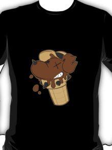 Cone Dog Chocolate T-Shirt