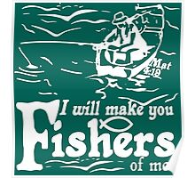 I WILL MAKE YOU FISHERS OF MEN  Poster