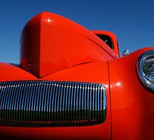 Orange Willys by dlhedberg