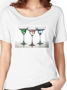 Drops of Color Women's Relaxed Fit T-Shirt