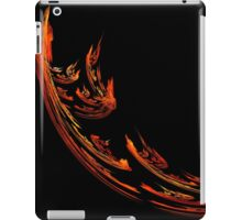 Flame Swoosh iPad Case/Skin
