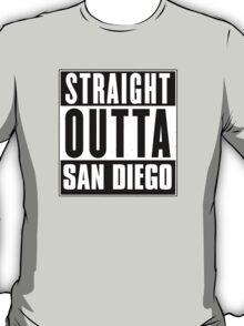 Straight outta San Diego! T-Shirt