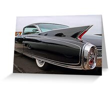 Ghost Caddy Greeting Card