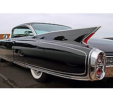 Ghost Caddy Photographic Print