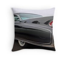 Ghost Caddy Throw Pillow