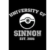 University of Sinnoh Photographic Print