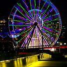 Enlightened Wheel 2 by Abigail Wilson