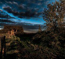 Abandoned Barn by toby snelgrove  IPA