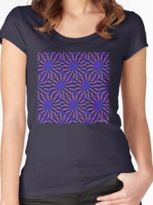 LET'S SPIN! Women's Fitted Scoop T-Shirt