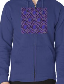 LET'S SPIN! Zipped Hoodie