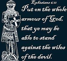 THE WHOLE ARMOUR OF GOD by Calgacus