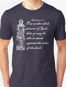 THE WHOLE ARMOUR OF GOD T-Shirt