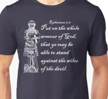 THE WHOLE ARMOUR OF GOD Unisex T-Shirt