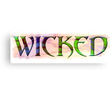 Wicked 3000 Canvas Print