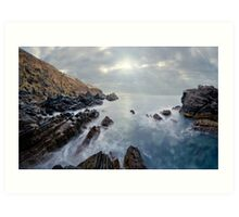Myponga Beach Art Print