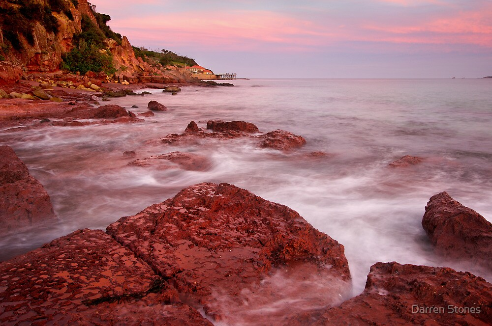 Long Point at Merimbula by Darren Stones