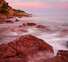 Long Point at Merimbula by Darren Stones