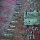 Stairway To... by Rozalia Toth