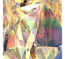 Twisted Glass II Photographic Print
