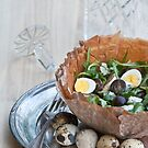 Bowl of Salad by Ilva Beretta