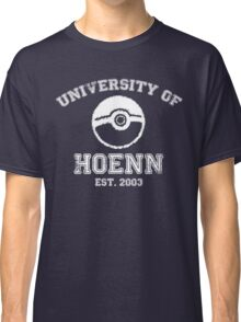 University of Hoenn Classic T-Shirt