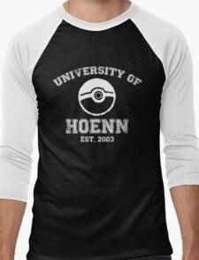 University of Hoenn Men's Baseball ¾ T-Shirt