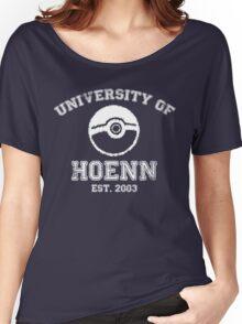 University of Hoenn Women's Relaxed Fit T-Shirt