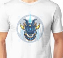 Blue DragonFlight Crest Unisex T-Shirt