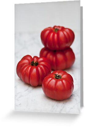 Tomatoes by Ilva Beretta