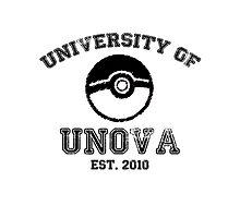 University of Unova Photographic Print