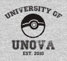 University of Unova by ScottW93