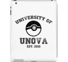 University of Unova iPad Case/Skin