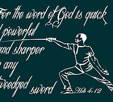 THE SWORD OF GOD  by Calgacus