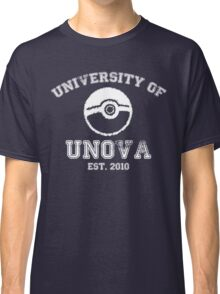 University of Unova Classic T-Shirt