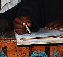 The Mathematical Pencil  by saresk