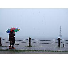 Rain on Me Photographic Print