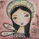 Rosa angel by sue mochrie