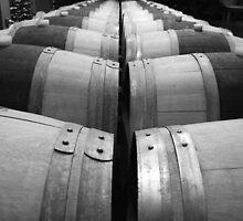 Barrels upon Barrels by saresk