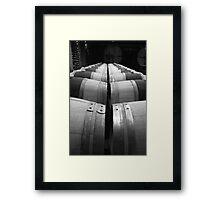 Barrels upon Barrels Framed Print