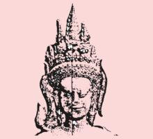 TSHIRT - Apsara (BLACK) by Brad Spencer