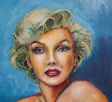 Marilyn 2 by Malcolm McCoull