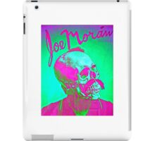 Self Portrait in Pink & Green iPad Case/Skin