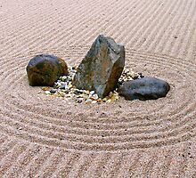 Zen Garden by Ali Brown