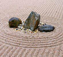 Zen Garden by Ali Brown