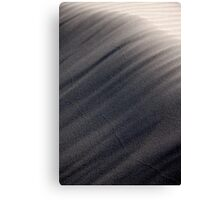 Windswept Sand Dunes Canvas Print