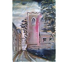 'Abandoned Church, Micklegate, York' Photographic Print