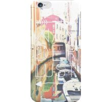 With Love, from Venice iPhone Case/Skin