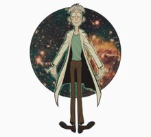 Doofus Rick (Starry Coin) Kids Clothes