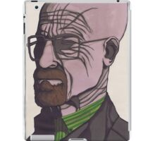 Walter White, Breaking Bad iPad Case/Skin